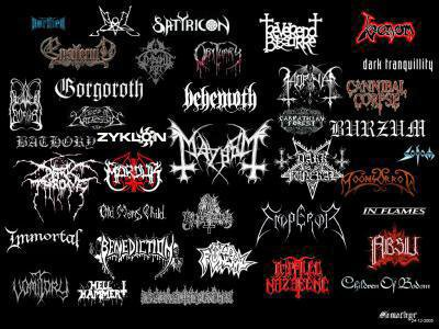 Rencontres black metal