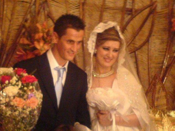 mariage du joueur algerien - madin-in-algeria
